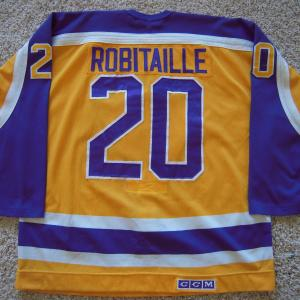 Robitaille back